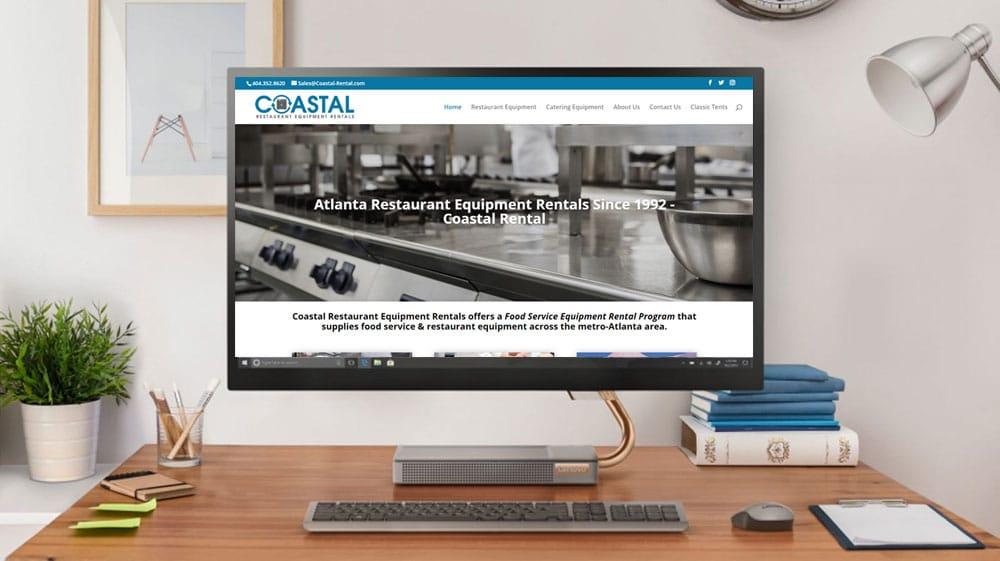 Custom Website Design Service in Atlanta, GA