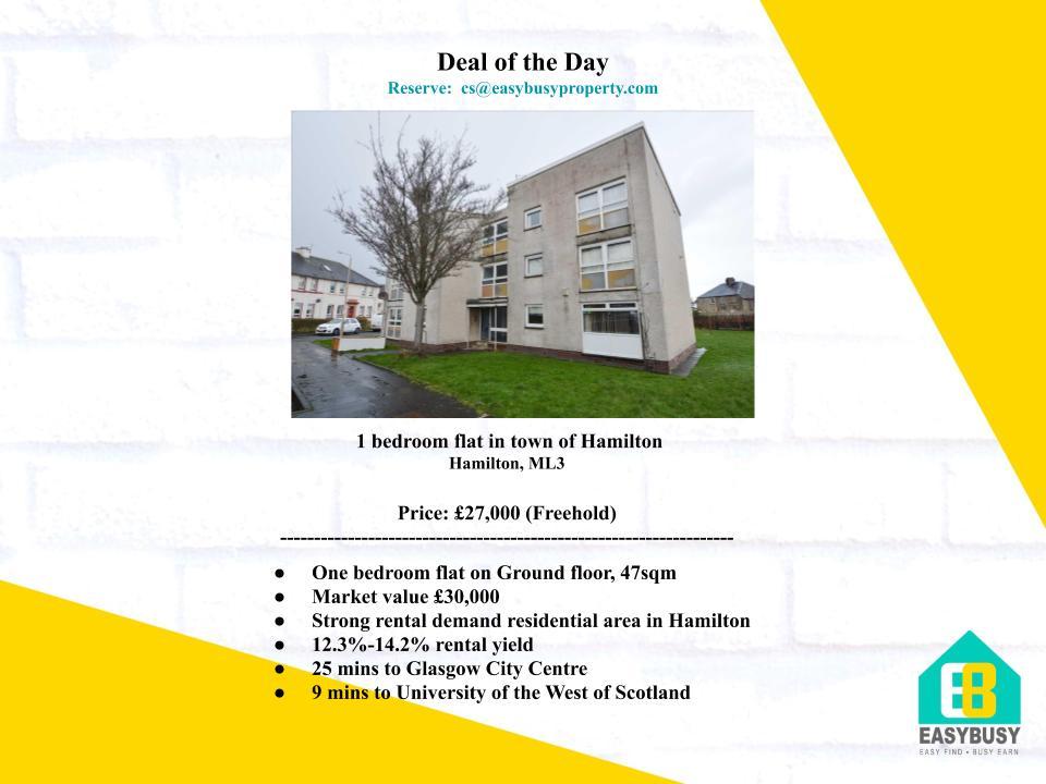 20200815 | Transaction Record of UK Property Investment | JiaYu