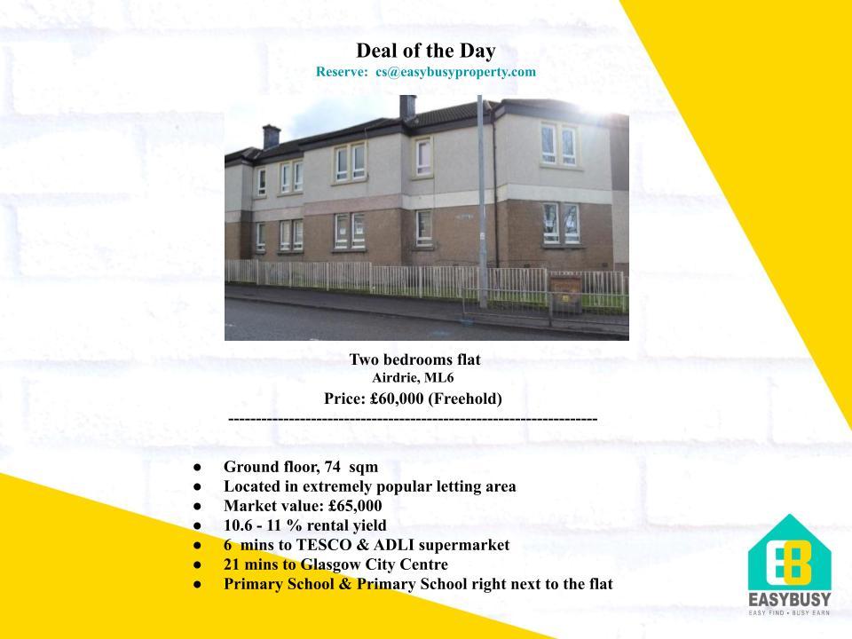 20200908 | Transaction Record of UK Property Investment | JiaYu