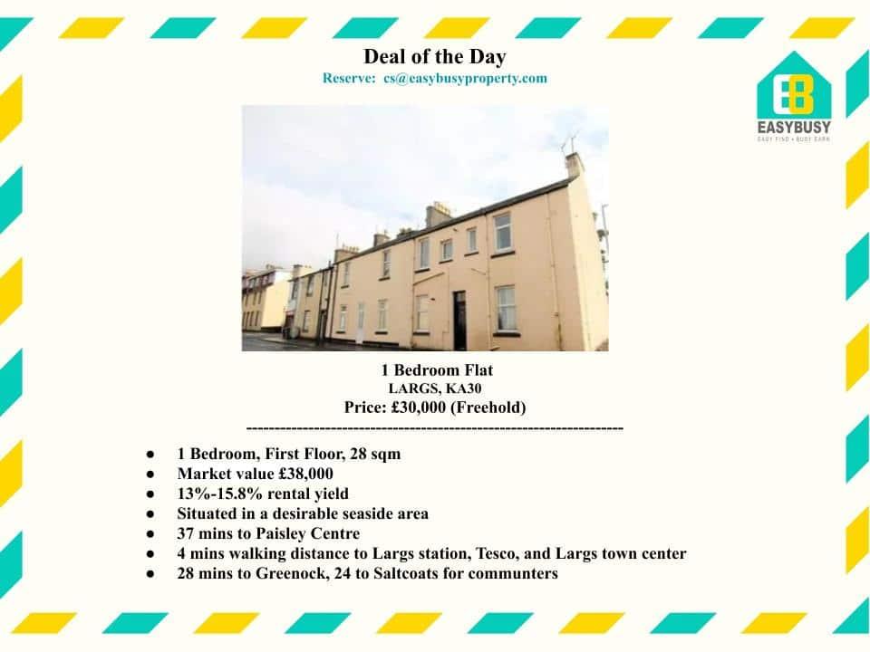 20201201 | Transaction Record of UK Property Investment | JiaYu
