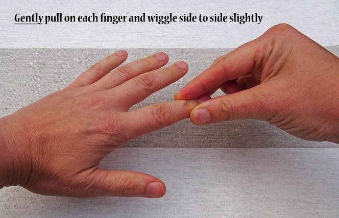 finger pull
