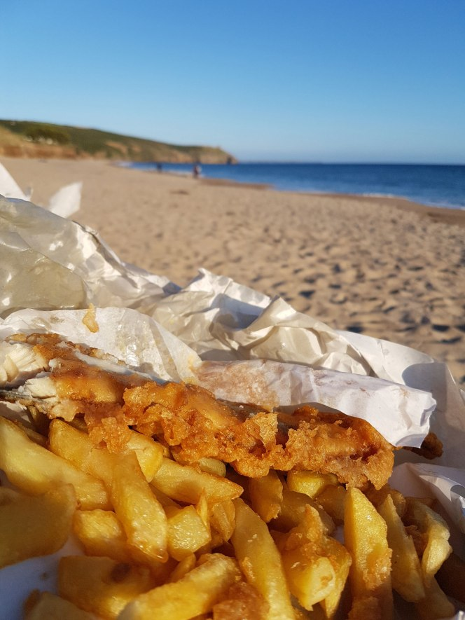 fish-and-chips-on-the-beach