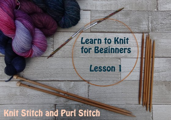Learn to Knit for Beginners how to knit