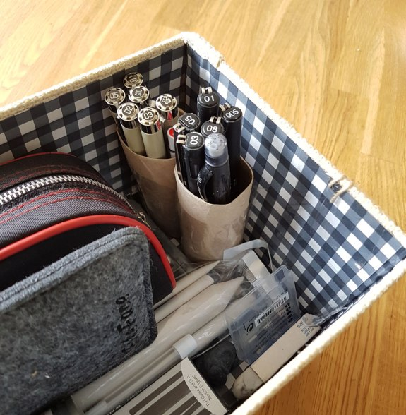 pencil-storage