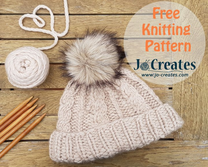 Another Quick And Easy Hat Knitting Pattern For You This Time