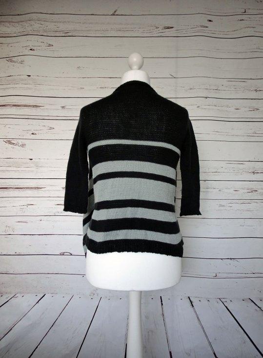 Random-Stripe-Cardigan