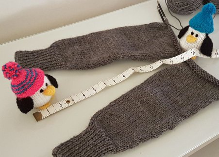 penguins-measuring