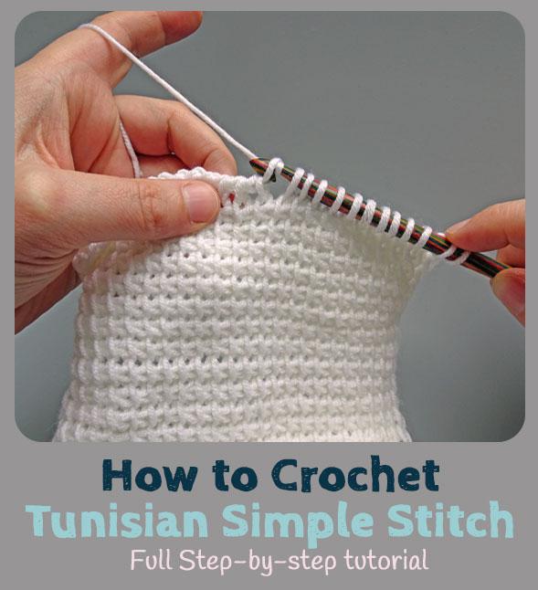 Ever Fancied Learning Tunisian Crochet Jo Creates