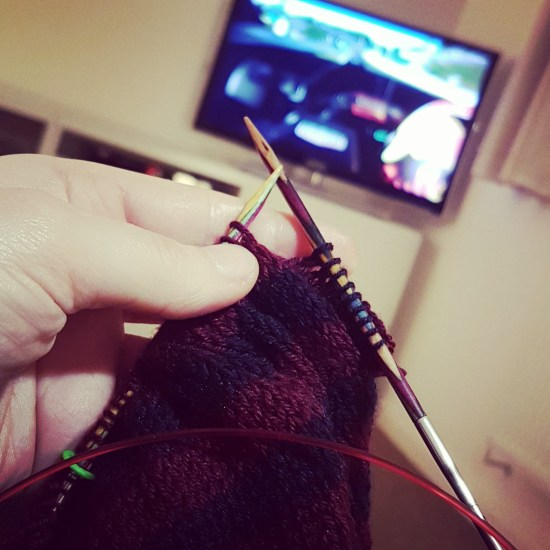 Knit or Crochet without looking