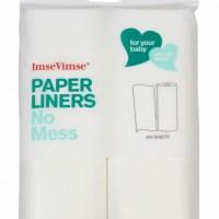 Imsevimse pelenka papírbetét