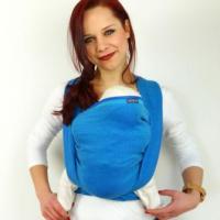 Didymos babahordozó kendő Lisca Azzurro