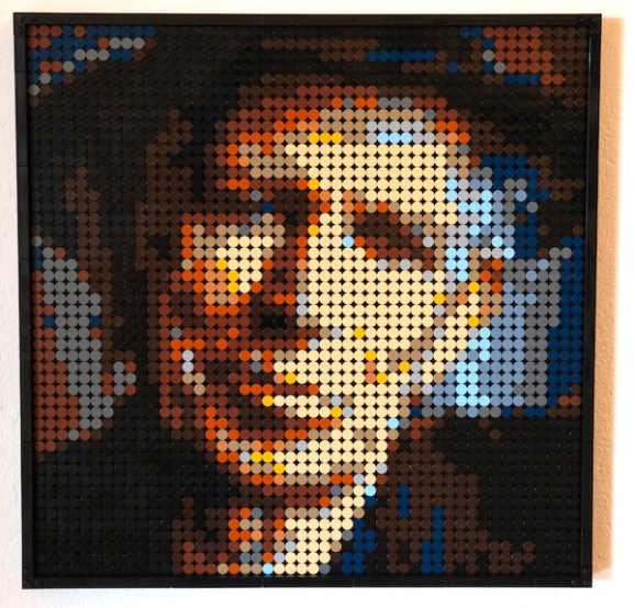 The final real-life mosaic