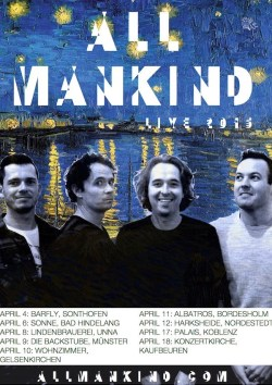 ALL MANKIND LIVE 2015
