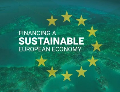Experts recommend EU develop world's most sustainable financial system