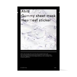 abib-heartleaf-gummy-sheet-mask