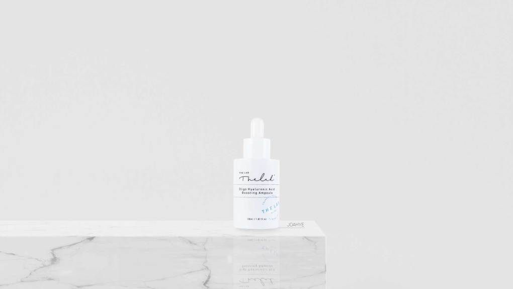THE LAB by blanc doux Oligo Hyaluronic Acid Boosting Ampoule 30ml