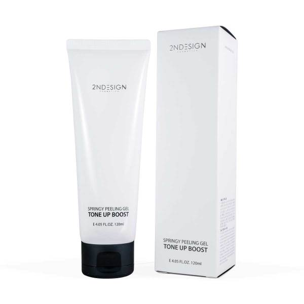 2NDESIGN Springy Peeling Gel Tone Up Boost 120ml
