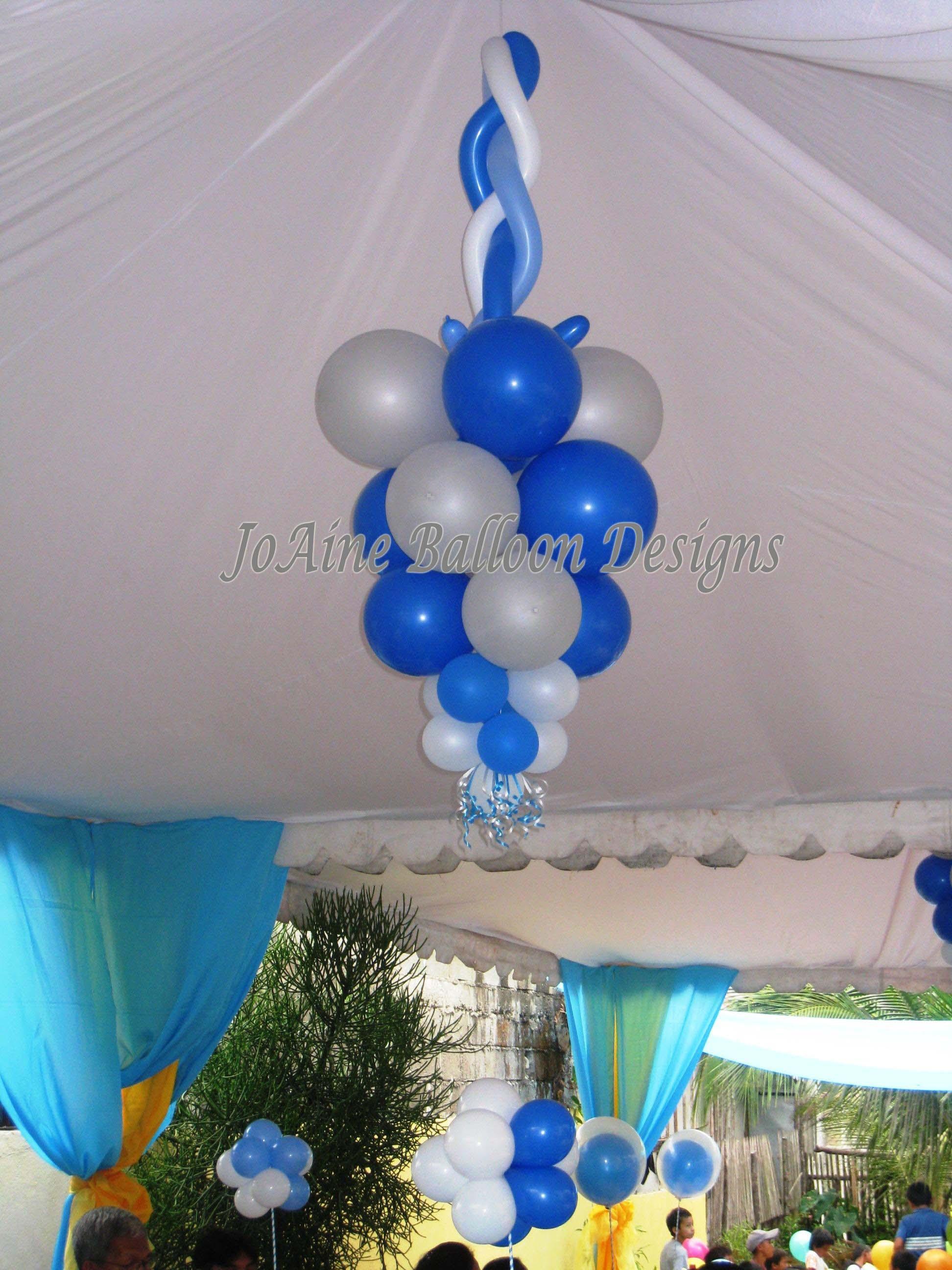 Chandelier Joaine Balloon Designs