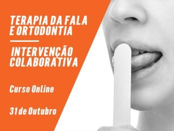 Curso Terapia da fala e ortodontia - intervenção colaborativa
