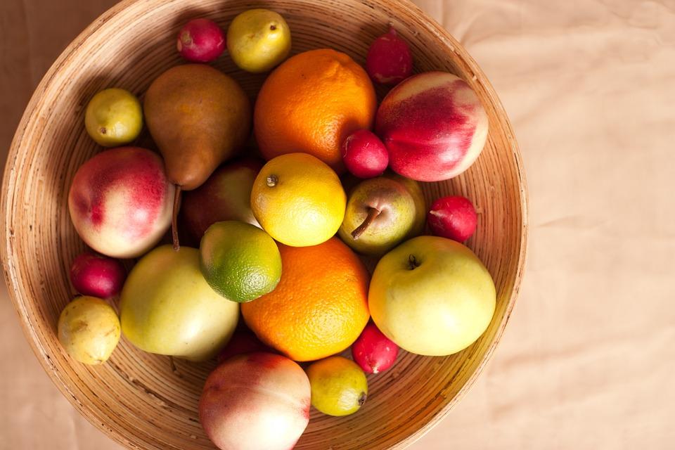 les fruits et légumesa