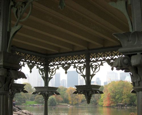 Photo of Gazebo in Central Park taken by Joana Miranda