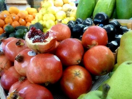 West Side Market fresh fruit
