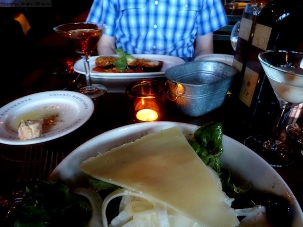 Dinner at Chianti