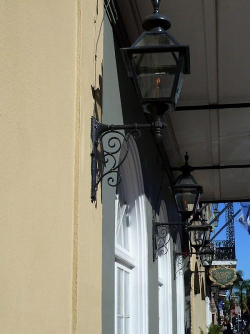 lanterns and Maison Dupuy