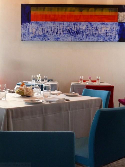 Restaurant Robert decor