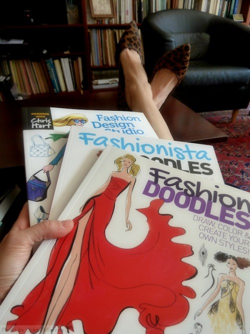 3 Fashion Illustration How To Books