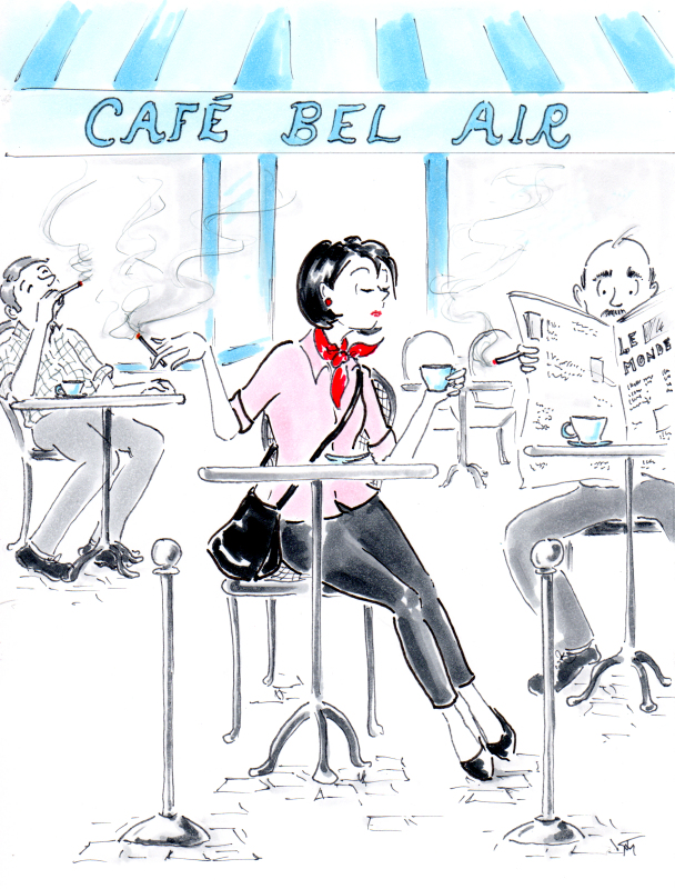 Cafe Bel Air for blog3