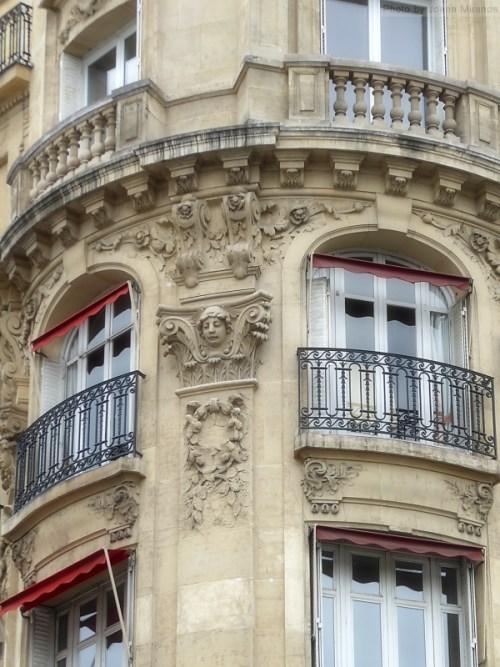 Near the Palais Garnier