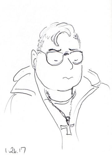 quick-cartoon-sketch-of-man-wearing-cross-necklace