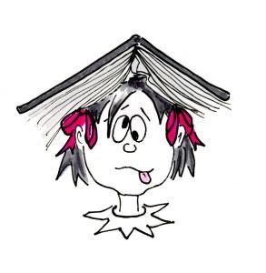 cartoon of
