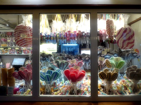 Candy at Tivoli Gardens