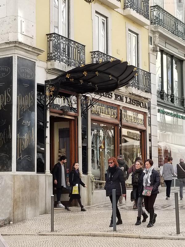 Photo of Paris em Lisboa shop in Chiado
