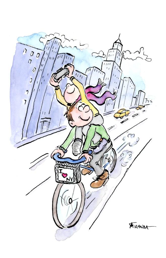 New-York-themed-children's book illustration by-Joana-Miranda