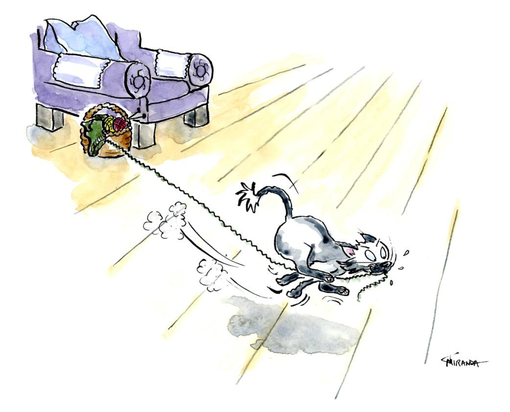 Joana Miranda Studio's children's art entry for the SCBWI Draw This contest