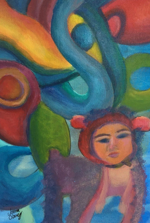 Lammis 2015 - Acrylics on canvas
