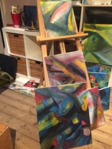 30 in  30 paintings joanaoberg