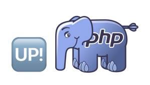 Actualizar la versión de PHP