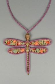 Margarete Dragonfly Pendant