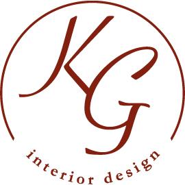 KG Interior Design Logo