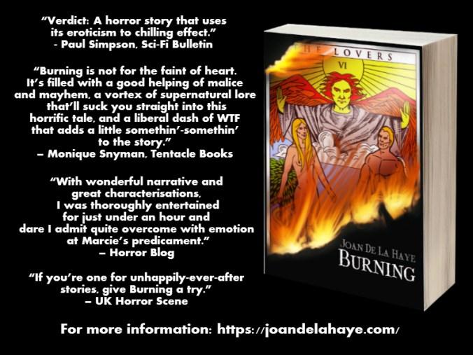 Burning ad