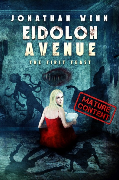 Jonathan Winn Eidolon Avenue front cover