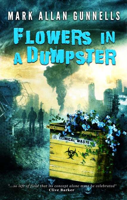 Mark Gunnells - Flowers in a Dumpster