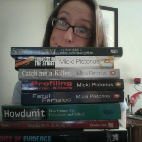 my research books