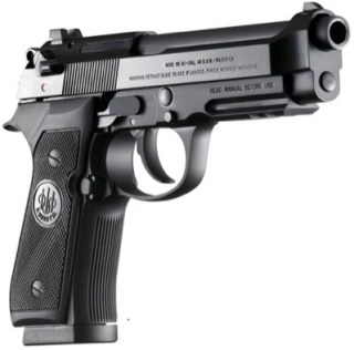 The Beretta 96A Hand Gun Looks good!