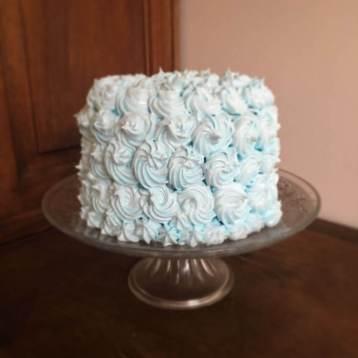 Layer Cake Myrtille
