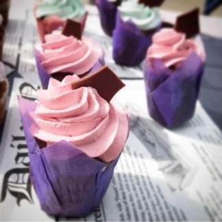 Choco Cupcake Vegan et Sans Gluten